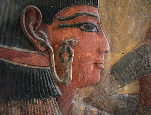 What are the Egyptian tombs?